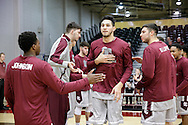 January 5, 2017: The Texas A&M International University Dustdevils play against the Oklahoma Christian University Eagles in the Eagles Nest on the campus of Oklahoma Christian University.