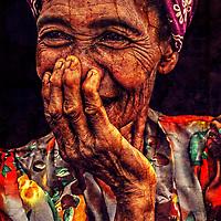 Indonesian portrait