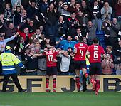 Ross County v Dundee -  08-05-2018