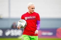 Ali Johnson - Mandatory by-line: Ryan Hiscott/JMP - 14/10/2018 - FOOTBALL - Stoke Gifford Stadium - Bristol, England - Bristol City Women v Birmingham City Women - FA Women's Super League 1