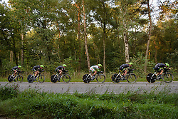Liv Plantur at the 26.4 km Stage 2 Team Time Trial of the Boels Ladies Tour 2016 on 31st August 2016 in Gennep, Netherlands. (Photo by Sean Robinson/Velofocus).