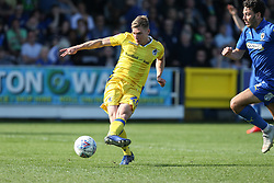 Gavin Reilly of Bristol Rovers misses a good oppertunity to score - Mandatory by-line: Arron Gent/JMP - 19/04/2019 - FOOTBALL - Cherry Red Records Stadium - Kingston upon Thames, England - AFC Wimbledon v Bristol Rovers - Sky Bet League One