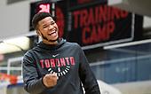 Toronto Raptors Training Camp Victoria 2017