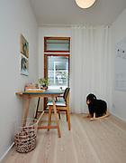 Strandpromenaden, Nybyggeri, Liebhaveri, Svanemøllebugten, Schmidt Hammer Lassen, Bricks, Åbent Hus , interiør, prøvelejlighed
