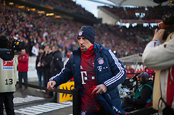 December 16, 2017 - Stuttgart, Germany - Bayerns Franck Ribery makes his way to the bench during the German first division Bundesliga football match between VfB Stuttgart and Bayern Munich on December 16, 2017 in Stuttgart, Germany. (Credit Image: © Bartek Langer/NurPhoto via ZUMA Press)