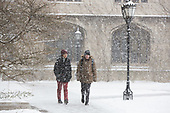 UChicago Snow 2018