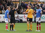 Cambridge United v Portsmouth 291016