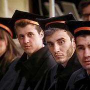 Università degli Studi di Scienze Gastronomiche di Pollenzo.<br /> celebrazione dei nuovi dottori in Scienze Gastronomiche<br /> 10 marzo 2014 Graduation Day