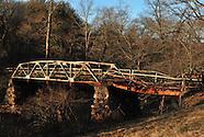 Toccoa River Bridge - Dial, GA