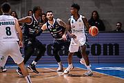 Blakes Gerry<br /> Pallacanestro Cantu' - Basket Leonessa Brescia<br /> Basket Serie A LBA 2018/2019<br /> Desio 07 April 2018<br /> Foto Mattia Ozbot / Ciamillo-Castoria