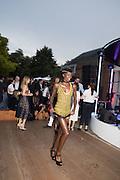 JENNY BASTET, 2016 SERPENTINE SUMMER FUNDRAISER PARTY CO-HOSTED BY TOMMY HILFIGER. Serpentine Pavilion, Designed by Bjarke Ingels (BIG), Kensington Gardens. London. 6 July 2016