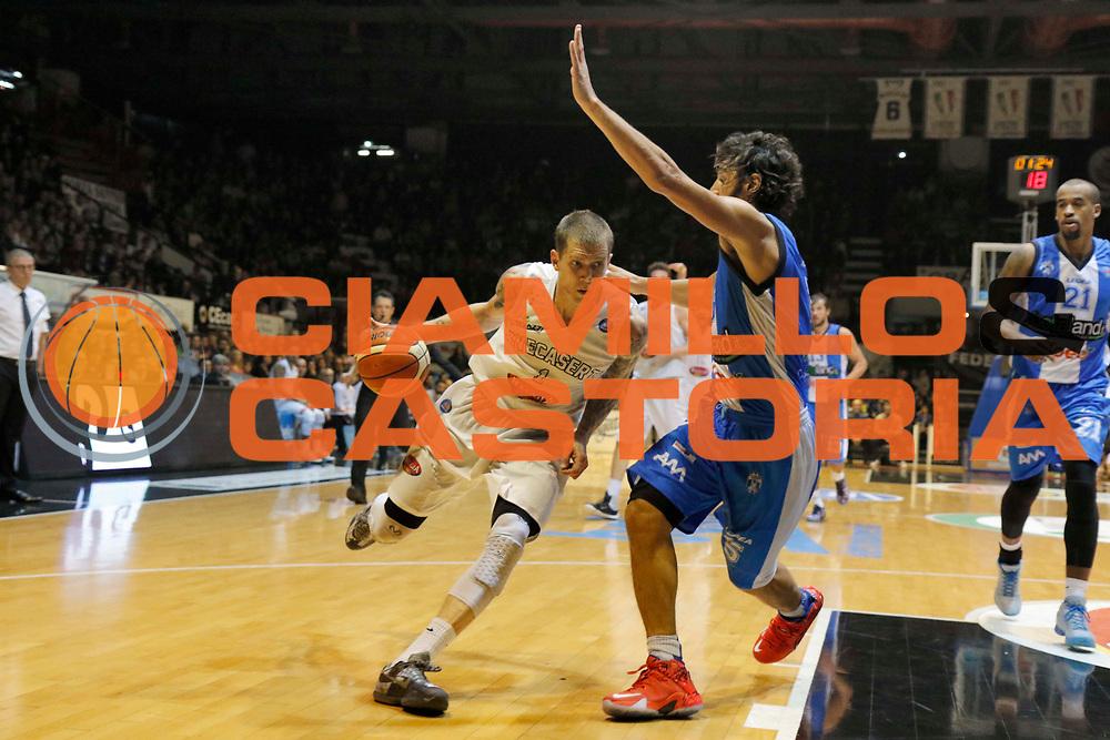 PROVVISORIO Caserta 08/11/2015 - Basket Lega A Campionato Italiano Pallacanestro 2015-16 <br /> Pasta Reggia Caserta - Betaland Capo d&rsquo;Orlando<br /> nella foto: Micah Downs<br /> foto Ciamillo