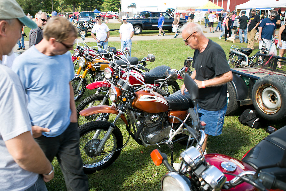 8th Annual Rice-O-Rama, Vintage Japanese Motorcycle Show and Swap Meet