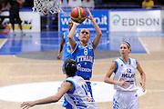 LATINA EUROBASKET 2012 ITALIA - GRECIA<br /> NELLA FOTO: GIULIA GATTI<br /> CIAMILLO
