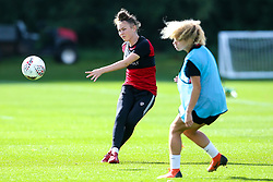 Ellie Strippel of Bristol City Women during training at Failand- Mandatory by-line: Robbie Stephenson/JMP - 26/09/2019 - FOOTBALL - Failand Training Ground - Bristol, England - Bristol City Women Training