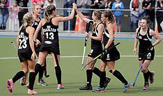 Blenheim-Hockey, women's, New Zealand v Argentina