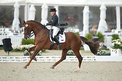 jDorofeeva Tatiana, (RUS), Kartsevo Upperville <br /> Grand Prix<br /> CDIO Hagen 2015<br /> © Hippo Foto - Stefan Lafrentz<br /> 09/07/15