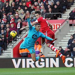 Southampton v Spurs   Premiership   22 December 2013