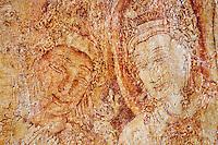 Sri Lanka, province du Centre-Nord, cité historique de Polonnaruwa, classée au Patrimoine Mondial de l'UNESCO, Tivanka temple // Sri Lanka, Ceylon, North Central Province, ancient city of Polonnaruwa, UNESCO World Heritage Site, Tivanka temple