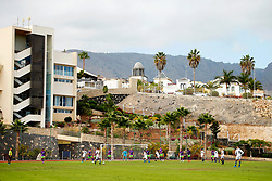 A general view as Bristol City take on Atletico Union Guimar in a pre-season friendly in Tenerife - Mandatory by-line: Matt McNulty/JMP - 22/07/2017 - FOOTBALL - Tenerife Top Training - Costa Adeje, Tenerife - Bristol City v Atletico Union Guimar  - Pre-Season Friendly