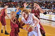 DESCRIZIONE : Venezia Lega A2 2009-10 Umana Reyer Venezia Riviera Solare Rimini<br /> GIOCATORE : Giacomo Eliantonio<br /> SQUADRA : Riviera Solare Rimini <br /> EVENTO : Campionato Lega A2 2009-2010<br /> GARA : Umana Reyer Venezia Riviera Solare Rimini<br /> DATA : 09/12/2009<br /> CATEGORIA : Palleggio<br /> SPORT : Pallacanestro <br /> AUTORE : Agenzia Ciamillo-Castoria/M.Gregolin<br /> Galleria : Lega Basket A2 2009-2010 <br /> Fotonotizia : Venezia Campionato Italiano Lega A2 2009-2010 Umana Reyer Venezia Riviera Solare Rimini<br /> Predefinita :
