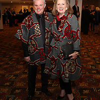 Co-Chairs John Russell and Susan Block