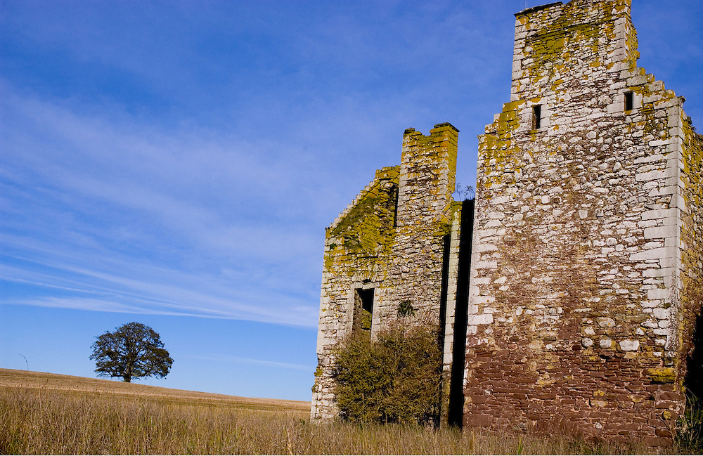 Innerpeffray Castle, near Crieff, Perthshire, Scotland<br />