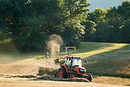 Making hay at Pierson Farm