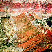 Aerial of the Grand Canyon and the Colorado River