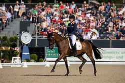 Hoogeveen Laura, NED, Wicro Quibus NOP<br /> European Championship Eventing<br /> Luhmuhlen 2019<br /> © Hippo Foto - Dirk Caremans
