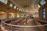 Natural History Museum at Union Terminal in Cincinnati
