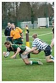 Hertfordshire RFU U20s v Sussex RFU U20s. 8-1-2012