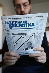 20171223 SETTIMANALE RIVISTA SETTIMANA ENIGMISTICA