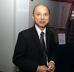 JIMMY CHOO at the launch party for 'The London Look - Fashion From Street to Catwalk' held at the Museum of London, London Wall, Londom EC2 on 28th October 2004<br /><br />NON EXCLUSIVE - WORLD RIGHTS
