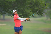 Liv Cheng during the first round of the Symetra Classic at Atlanta National Golf Club on April 28, 2017 in Milton, GA.<br /> <br /> ©2017 Scott Miller