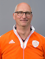 UTRECHT - Hockey - Manager Peter Hortulanus .Nederlands Jongens A. FOTO KOEN SUYK