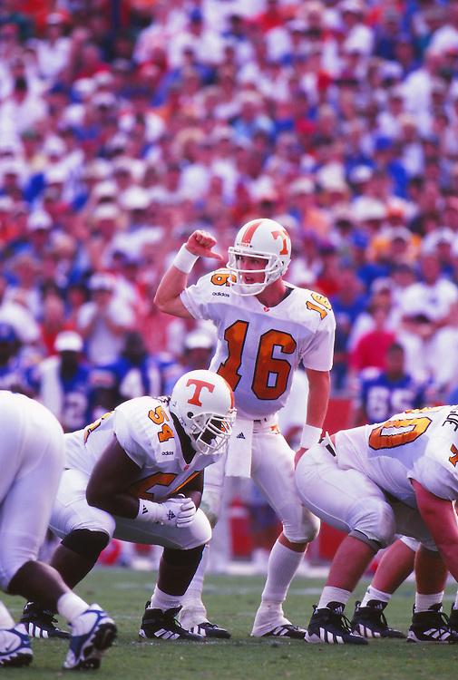 Tennessee Volunteers @ Florida Gators, September 20, 1997.