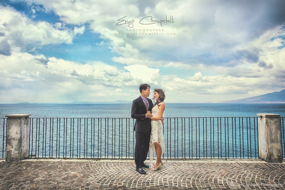Italian Wedding Photographer in Sorrento Coast