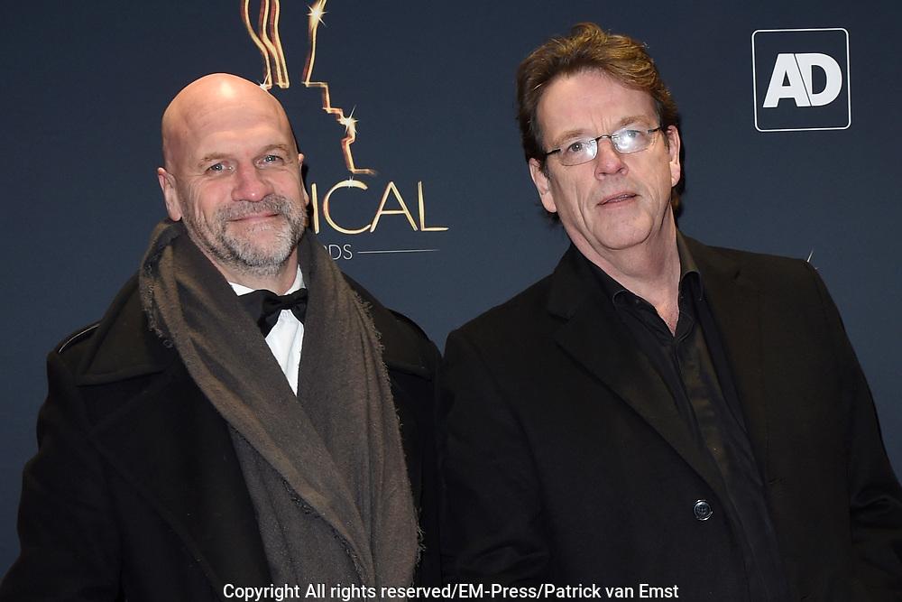 Musical Awards Gala 2016 in het Beatrix Theater Utrecht<br /> <br /> Op de foto: