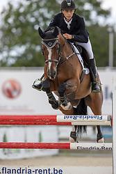 Tijskens Aaron, BEL, Eliano<br /> Belgisch Kampioenschap Jeugd Azelhof - Lier 2020<br /> © Hippo Foto - Dirk Caremans<br /> 02/08/2020