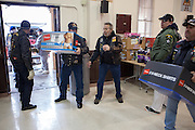 12/8/13 12:24:35 PM -- Albuquerque NM  --Presentation of supplies for Operation Comfort Warriors gifts to the Raymond G. Murphy VA Medical Center in Albuquerque, N.M..<br /> <br />  --    Photo by Steven St John