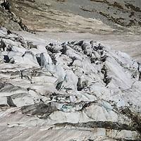 Monte Bianco, Ottava Meraviglia del Mondo, la montagna più alta d'Italia e dell'Europa centrale.<br /> <br /> Mont Blanc, Eighth Wonder of the World, the highest mountain in Italy and Central Europe.