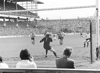 All Ireland Senior Football Semi Final - Dublin v Down..20.08.1978  20th August 1978
