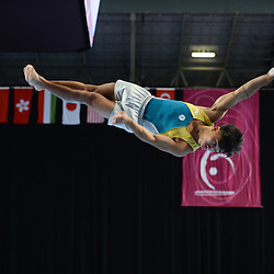 World Cup Gymnastics | Melbourne | 22 February 2017