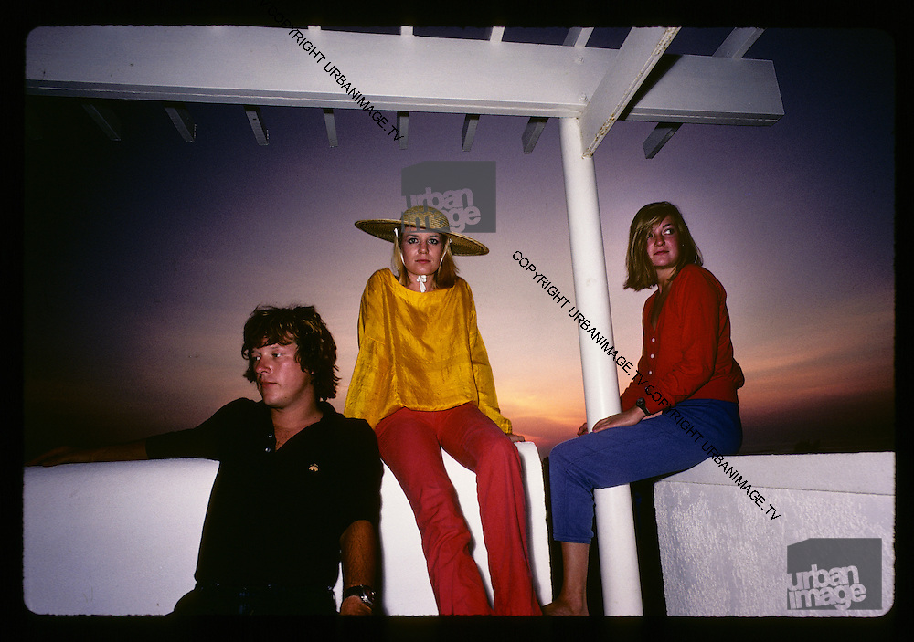 Tom Tom Club at Compass Point Studios