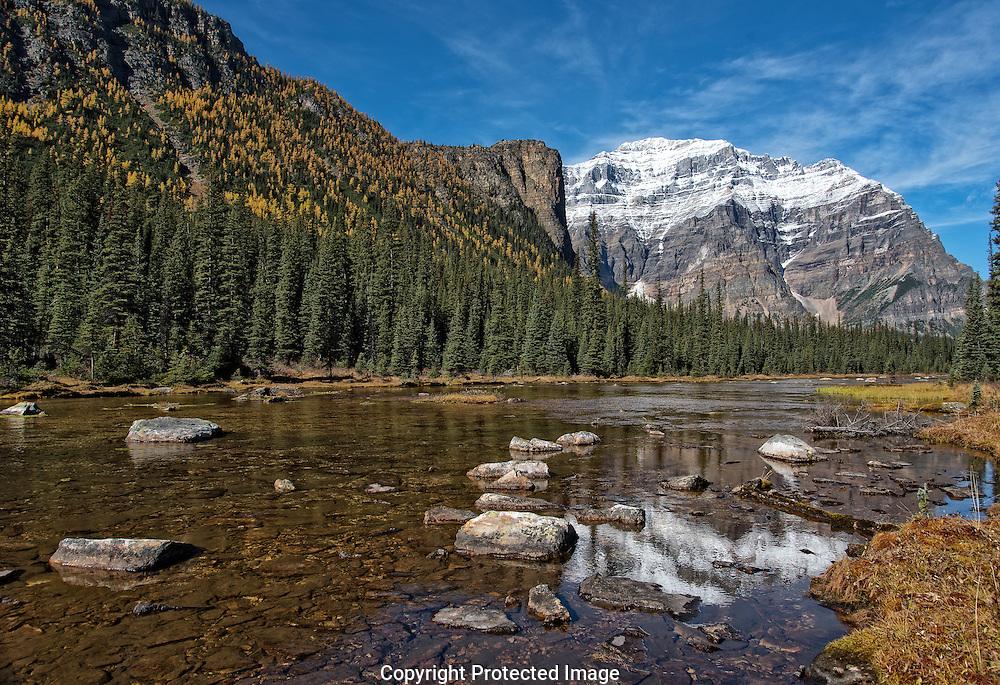 Consolation Lakes., Alberta, Canada, Isobel Springett