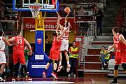 Tyler Cain<br /> Pallacanestro Varese v Filou Oostende - FIBA Europe Cup<br /> FIBA Europe Cup 2018/2019<br /> Quarti di finale FIBA Europe Cup - <br /> Varese 27 March 2019<br /> Foto Mattia Ozbot / Ciamillo-Castoria