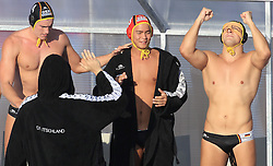 02.09.2010, Zagreb, CRO, LEN European Championship, Water Polo, Men, Greece VS Germany, im Bild Germany water polo players. EXPA Pictures © 2010, PhotoCredit: EXPA/ nph/ Antonio Bronic +++++ ATTENTION - OUT OF GERAMANY / GER +++++