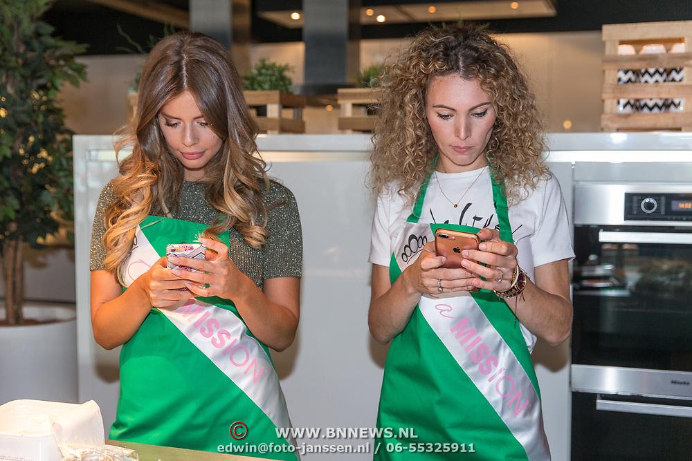 NLD/Amersfoort/20180830 - Boekpresentatie van Nicky Opheij  'On a Mission', Stephanie Tency en Jaqueline Steenbeek