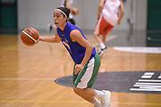 Caterina Dotto<br /> Nazionale Italiana Femminile Senior - Allenamento<br /> FIP 2018<br /> Treviso, 13/08//2018<br /> Foto GiulioCiamillo / Ciamillo-Castoria